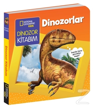 Dinozorlar Kitabım - İlk Kitaplarım Serisi (Ciltli)