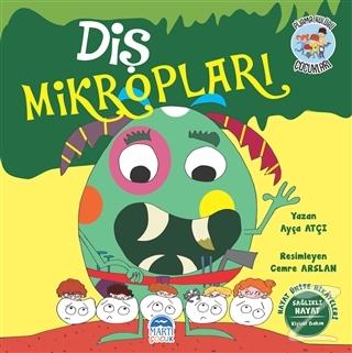 Diş Mikropları - Pijama Çocuk Kulübü