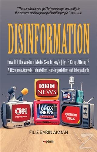 Disinformation (Ciltli)