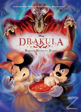 Disney Mickey ile Renkli Klasikler Drakula