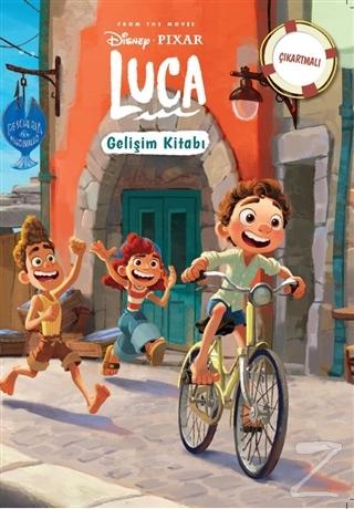 Disney Pixar Luca Gelişim Kitabı