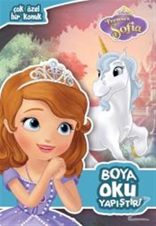 Disney Prenses Sofia Boya Oku Yapistir 24 Indirimli Kolektif D