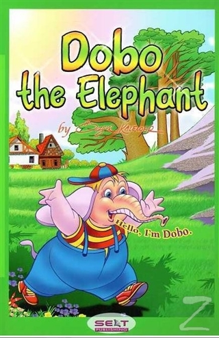 Dobo The Elephant + Cd