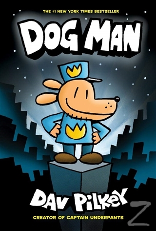 Dog Man (Ciltli)