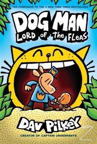 Dog Man: Lord of the Fleas (Ciltli)