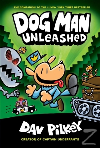 Dog Man Unleashed (Ciltli)
