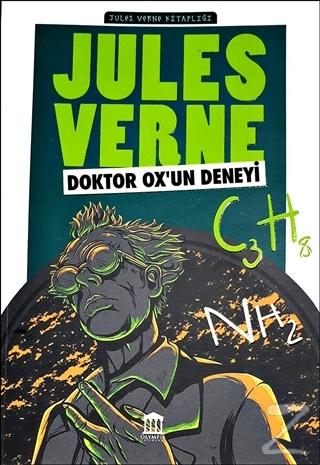 Doktor Ox'un Deneyi - Jules Verne Kitaplığı Jules Verne