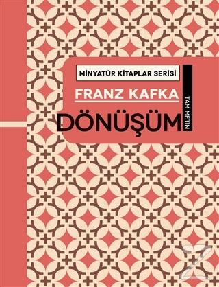 Dönüşüm - Minyatür Kitaplar Serisi (Ciltli)