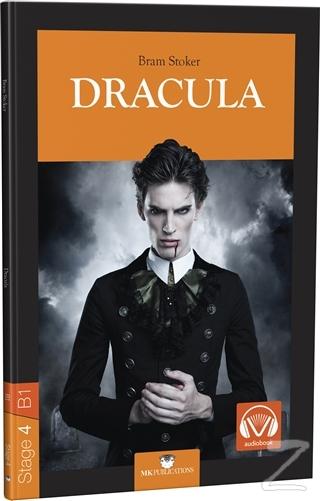 Dracula - Stage 4 - İngilizce Hikaye