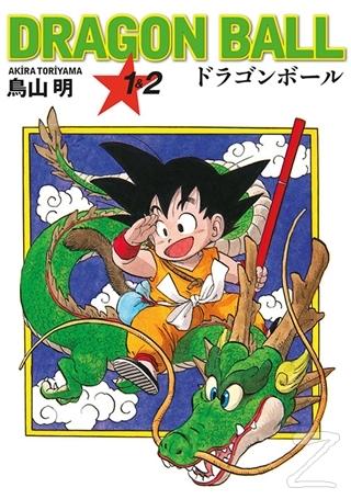 Dragon Ball 1 ve 2 Akira Toriyama