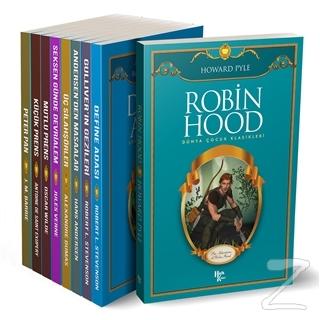 Dünya Çocuk Klasikleri Seti - 10 Kitap