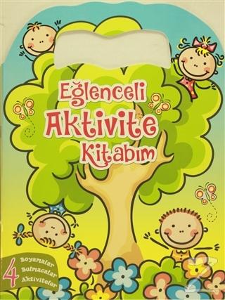 Eğlenceli Aktivite Kitabım 4 - Yeşil Kitap