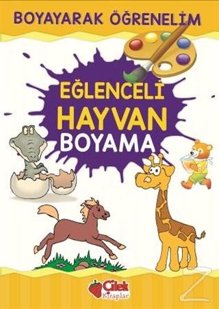 Eğlenceli Hayvan Boyama