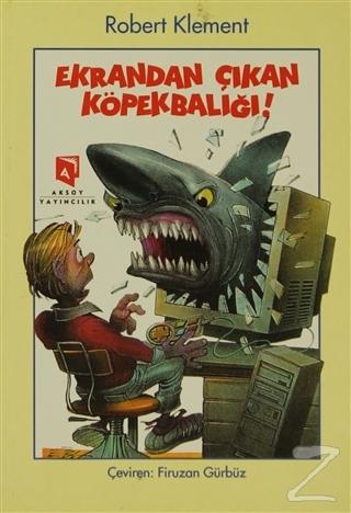Ekrandan Çıkan Köpekbalığı