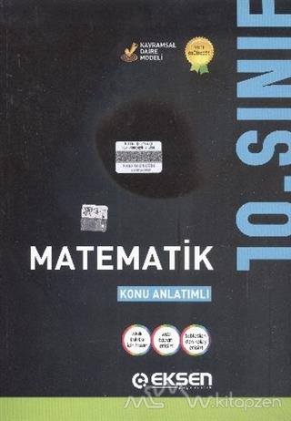 Eksen 10. Sınıf Matematik Konu Anlatımlı