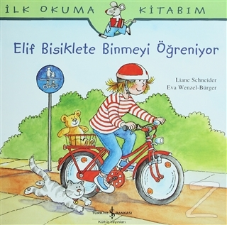 Elif Bisiklete Binmeyi Öğreniyor