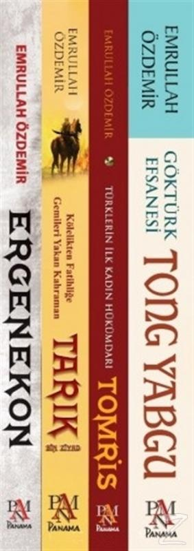 Emrullah Özdemir Seti (4 Kitap)
