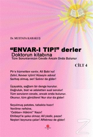 """""""Envar-ı Tıp!"""" Derler Doktorun Kitabına Cilt 4"""