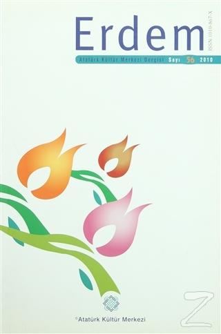 Erdem Atatürk Kültür Merkezi Dergisi Sayı: 56 - 2010