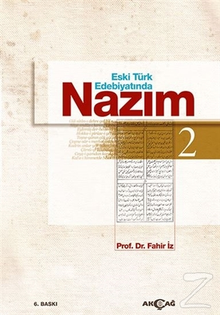 Eski Türk Edebiyatında Nazım Cilt: 2
