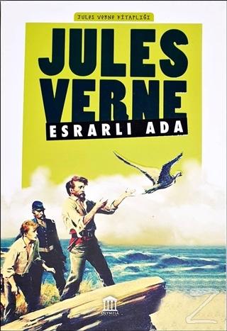 Esrarlı Ada - Jules Verne Kitaplığı Jules Verne