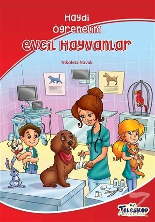 Evcil Hayvanlar – Haydi Öğrenelim Nikoleta Novak