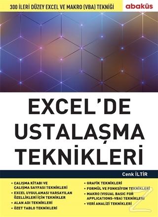 Excel'de Ustalaşma Teknikleri