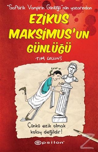 Ezikus Maksimus'un Günlüğü (Ciltli)