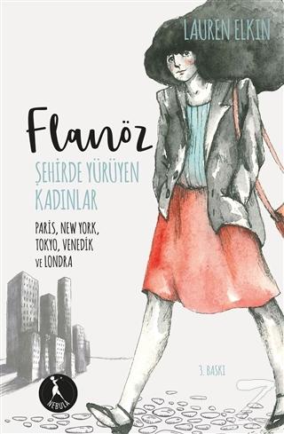 Flanöz - Şehirde Yürüyen Kadınlar