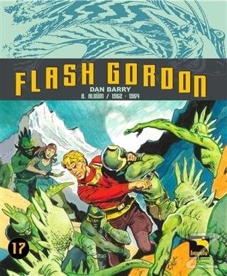 Flash Gordon 17. Cilt