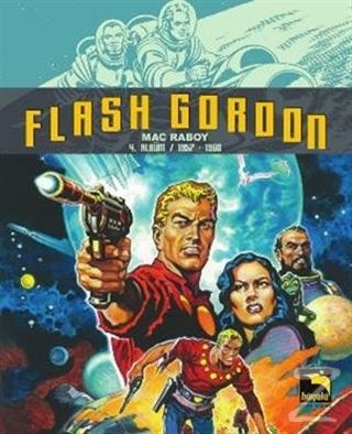 Flash Gordon Bölüm 4 – 1957-1960