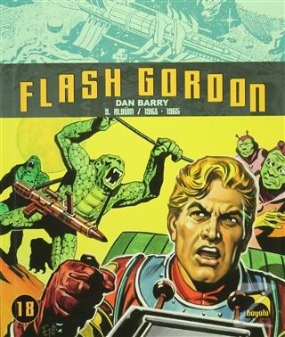 Flash Gordon Cilt : 18