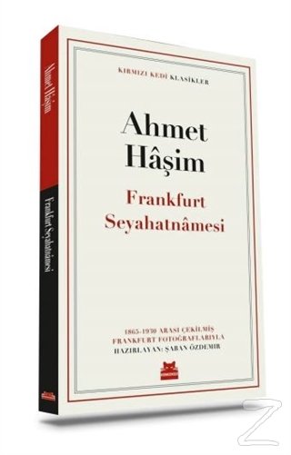 Frankfurt Seyahatnamesi Ahmet Haşim