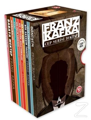 Franz Kafka Cep Serisi 10 Kitap