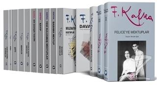 Franz Kafka Külliyatı (14 Kitap Takım)