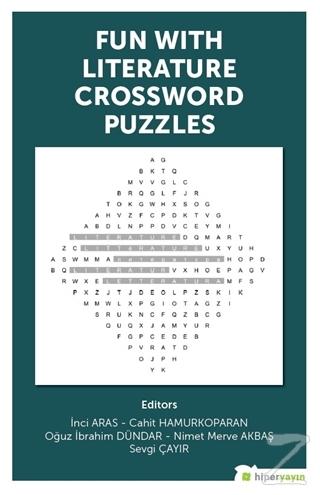 Fun With Literature Crossword Puzzles İnci Aras