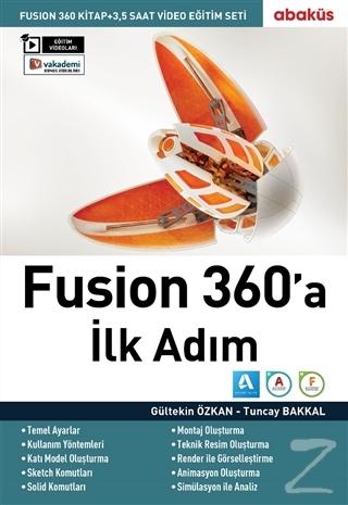 Fusion 360'a İlk Adım
