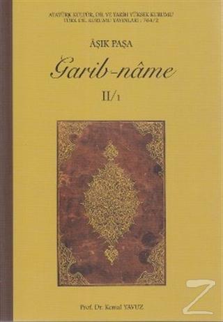 Garib-name (2-1 Cilt)