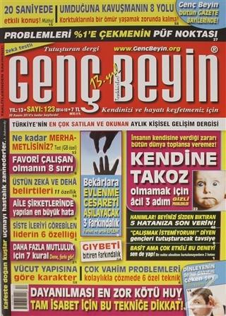 Genç Beyin Dergisi Sayı 123