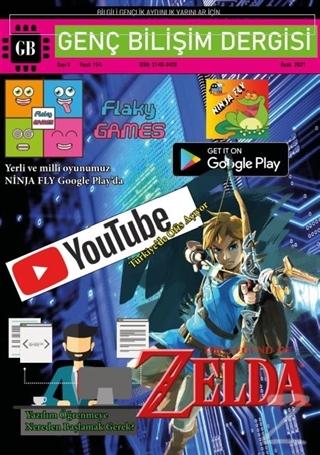 Genç Bilişim Dergisi Sayı: 6 Ocak 2021