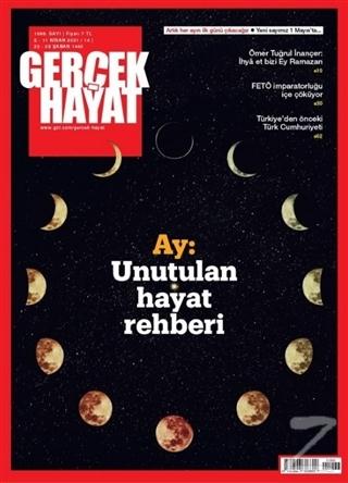 Gerçek Hayat Dergisi 5-11 Sayı: 1066 Nisan 2021