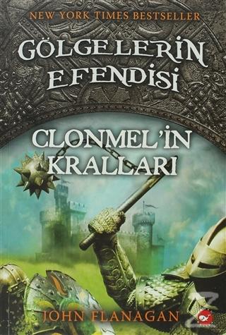 Gölgelerin Efendisi 8 - Clonmel'in Kralları