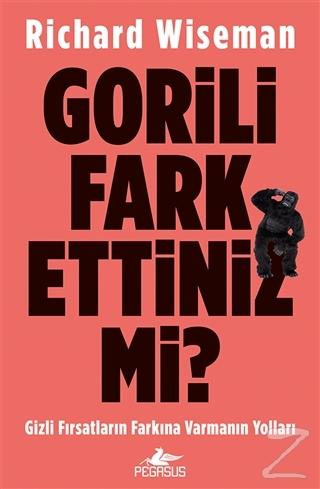 Gorili Fark Ettiniz mi?
