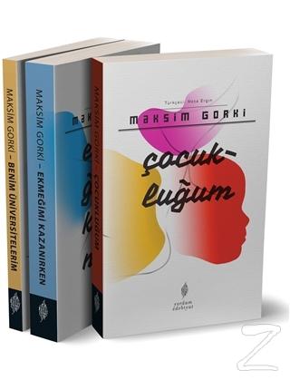 Gorki Otobiyografik Üçleme (3 Kitap Takım)