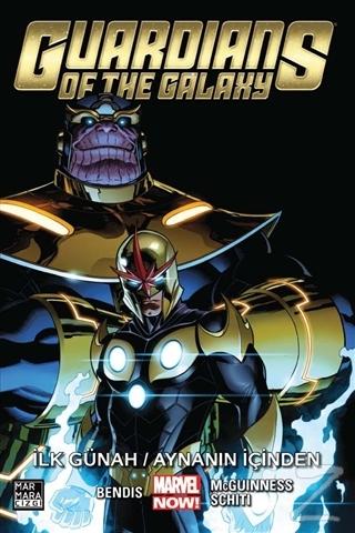 Guardians Of The Galaxy Cilt 4: İlk Günah / Aynanın İçinden Brian Mich