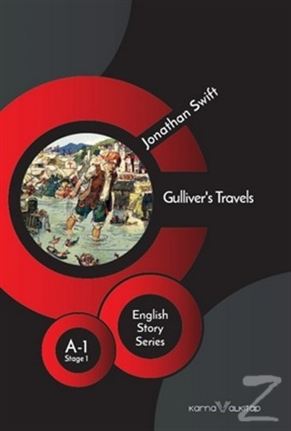 Gulliver's Travels - English Story Series