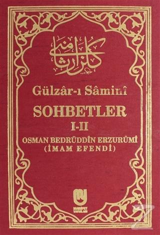 Gülzar-ı Samini Sohbetler 1-2 (Ciltli)
