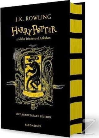Harry Potter and the Prisoner of Azkaban - Hufflepuff Edition (Ciltli)