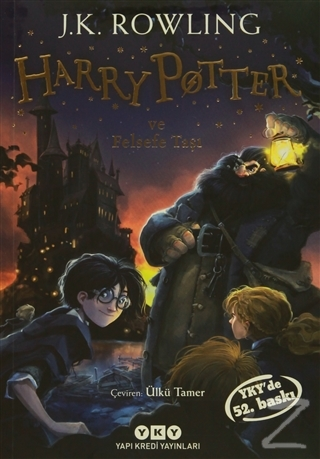Harry Potter ve Felsefe Taşı - 1