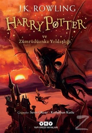 Harry Potter ve Zümrüdüanka Yoldaşlığı - 5